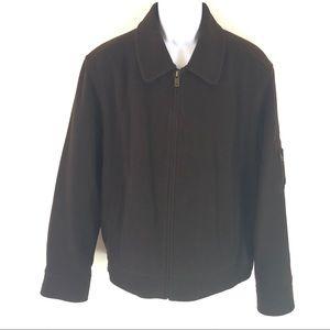 Columbia Men's Brown Winter Jacket Coat L